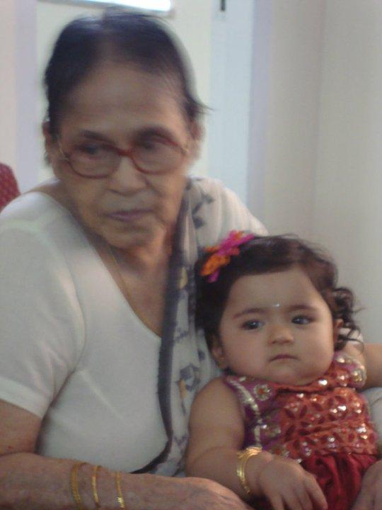 Granny :D we love you